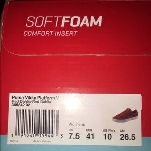 Puma Shoes - Soft foam comfort insert pumas